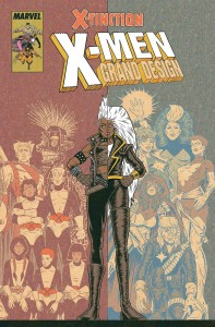 X-MEN GRAND DESIGN X-TINCTION #1 (OF 2)