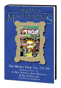 MARVEL MASTERWORKS MIGHTY THOR HC VOL 18 DM VAR