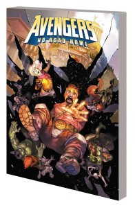 AVENGERS TP NO ROAD HOME
