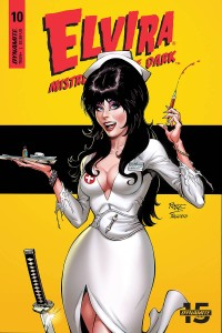 ELVIRA MISTRESS OF DARK #10 CVR C ROYLE