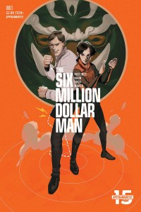 SIX MILLION DOLLAR MAN #3 CVR C MAGANA