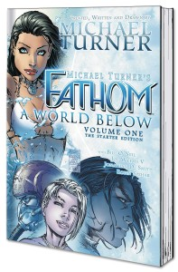 FATHOM TP VOL 01 WORLD BELOW STARTER EDITION