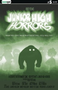 JUNIOR HIGH HORRORS #5 CVR B THE FOG PARODY