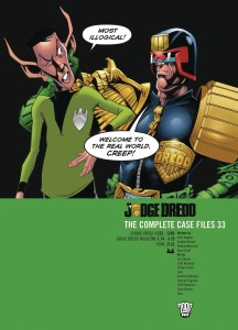 JUDGE DREDD COMP CASE FILES TP VOL 33