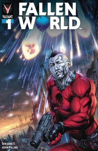 FALLEN WORLD #1 (OF 5) CVR C TURNBULL