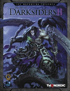 ART OF DARKSIDERS II HC