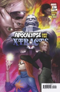 AGE OF X-MAN APOCALYPSE AND X-TRACTS #1 (OF 5) INHYUK LEE CONNECTING VAR