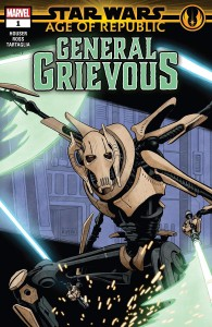STAR WARS AOR GENERAL GRIEVOUS #1