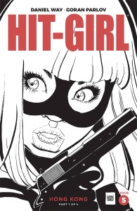 HIT-GIRL SEASON TWO #5 CVR B PARLOV