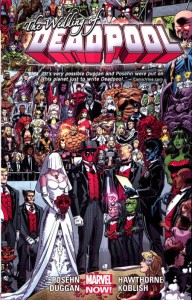 DEADPOOL TP VOL 05 WEDDING OF DEADPOOL