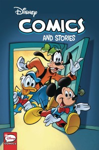 DISNEY COMICS & STORIES TP VOL 01 FRIENDS FOREVER