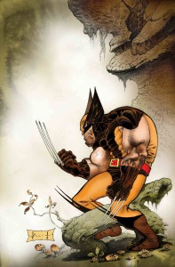 WOLVERINE EXIT WOUNDS #1 KEITH VAR