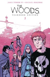 WOODS YEARBOOK ED TP VOL 02