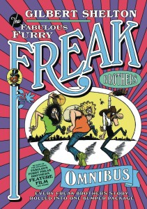 FABULOUS FURRY FREAK BROS COMPENDIUM TP