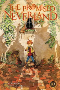 PROMISED NEVERLAND GN VOL 10