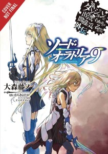 IS WRONG PICK GIRLS DUNGEON SWORD ORATORIA NOVEL SC VOL 09