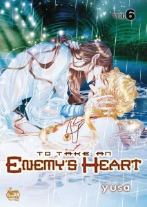 TO TAKE AN ENEMYS HEART GN VOL 06