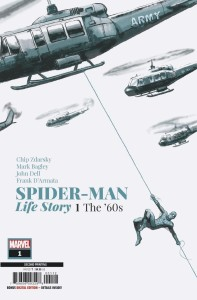 SPIDER-MAN LIFE STORY #1 (OF 6) 2ND PTG BAGLEY VAR