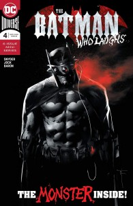 BATMAN WHO LAUGHS #4 (OF 6)