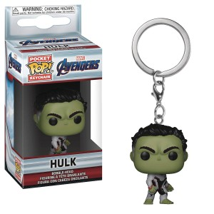 POCKET POP AVENGERS ENDGAME HULK VIN FIG KEYCHAIN