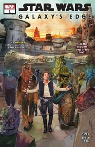 STAR WARS GALAXYS EDGE #1 (OF 5)