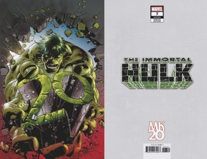 IMMORTAL HULK #7 DEODATO MKXX VIRGIN VAR