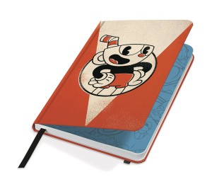 CUPHEAD JOURNAL