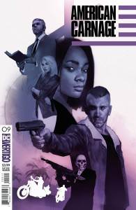 AMERICAN CARNAGE #9