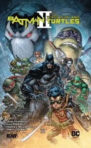 BATMAN TEENAGE MUTANT TURTLES II TP