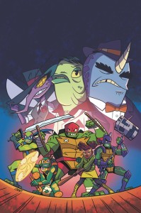 TMNT RISE OF TMNT SOUND OFF #1 (OF 3) CVR A THOMAS