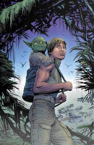 STAR WARS AOR SPECIAL #1 ZIRCHER GREATEST MOMENTS VAR