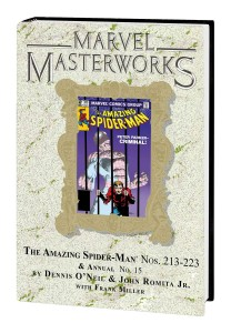 MARVEL MASTERWORKS AMAZING SPIDER-MAN HC VOL 21 DM VAR