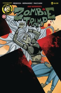 ZOMBIE TRAMP ONGOING #62 CVR A MACCAGNI