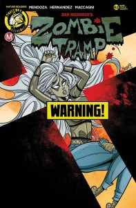 ZOMBIE TRAMP ONGOING #62 CVR B MACCAGNI RISQUE