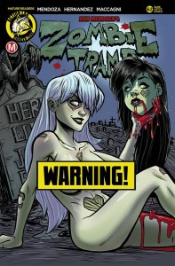 ZOMBIE TRAMP ONGOING #62 CVR D GARCIA RISQUE LTD ED