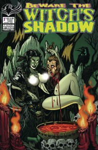 BEWARE THE WITCHS SHADOW #1 CVR C RISQUE