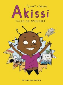 AKISSI MORE TALES OF MISCHIEF GN