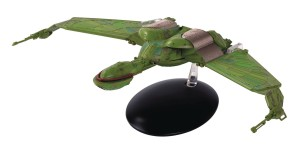 STAR TREK STARSHIPS SPECIAL #32 LG KLINGON BIRD OF PREY