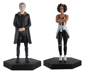 DOCTOR WHO FIG COLL COMPANION SET #4 TWELTH DOCTOR & BILL POTTS