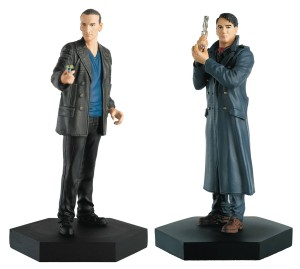 DOCTOR WHO FIG COLL COMPANION SET #5 NINTH DOCTOR & JACK HARKNESS