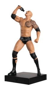 WWE FIG CHAMPIONSHIP COLL #3 THE ROCK