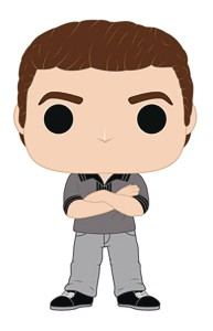 POP TV DAWSONS CREEK S1 PACEY VINYL FIG