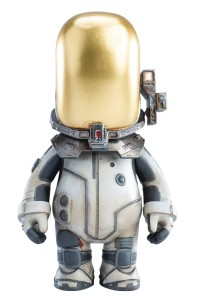 WANDERING EARTH RESCUER COLLECTIBLE PVC FIGURE