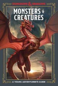 MONSTERS AND CREATURES ADVENTURERS GUIDE D&D HC