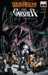 WAR OF REALMS PUNISHER #2 (OF 3)