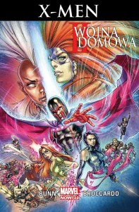 Marvel Now 2.0 - II wojna domowa: X-Men