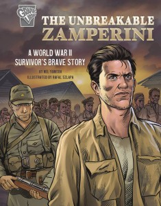 AMAZING WORLD WAR II STORIES GN UNBREAKABLE ZAMPERINI