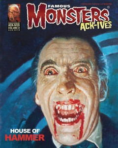 FAMOUS MONSTERS ACK-IVES #2 HOUSE OF HAMMER