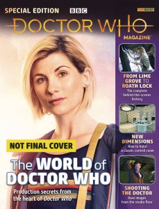 DOCTOR WHO MAGAZINE SPECIAL #53
