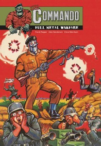 REBELLION DIGEST BEST OF STEEL COMMANDO TP
